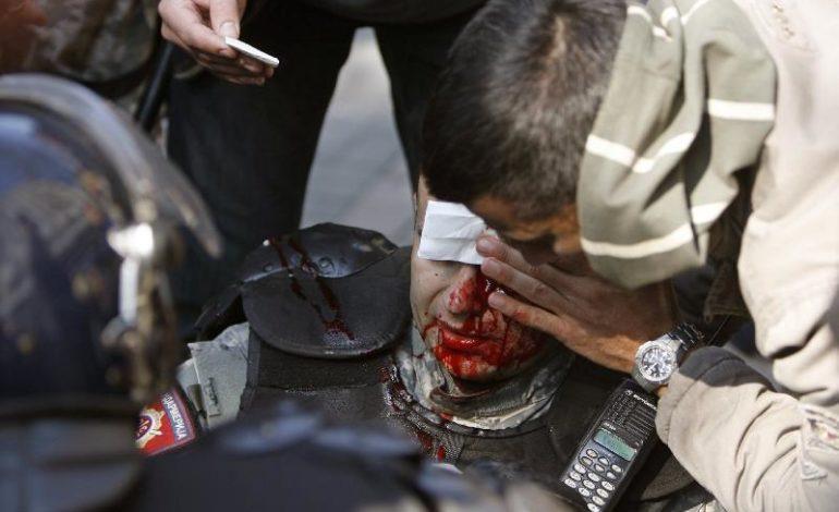 Franco Maccari del Coisp: poliziotti e carabinieri usati dallo Stato come carne da macello