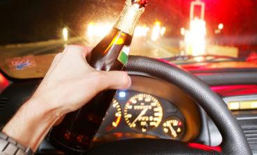 Alcol e incoscienza: 21 patenti ritirate nel fine settimana
