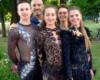 """Convocazione """"azzurra"""" per Francesca Semino, Daniil Kochetov e Virginia Persi dell'ASD Pattinaggio Artistico Aurora"""