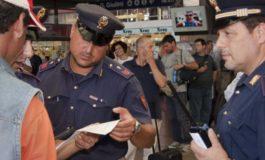 L'attività della polizia di stato nelle stazioni del Piemonte e della Valle d'Aosta
