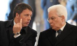 Ennesimo golpe: il presidente illegittimo Mattarella congela le dimissioni di Matteo Renzi, un premier imposto dal Palazzo e non scelto dagli italiani