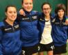 Tamburello femminile: le ragazze della Under14 di Basaluzzo in finale