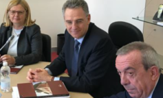 Il Presidente di ANCE Gabriele Buia incontra l'esecutivo di ANCE Alessandria