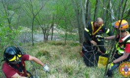 Alpinista di Serravalle Scrivia precipita durante una scalata e muore fra le braccia della moglie