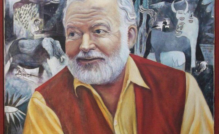 """I ritratti del pittore Davide Loi in mostra alla libreria """"L'ibrida bottega"""" di Torino"""