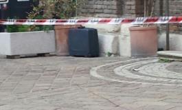 Allarme bomba in Piazzetta Santa Lucia