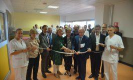 Inaugurazione del nuovo blocco operatorio dell'ospedale di Alessandria