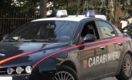 Branco di quattordicenni fermato dai carabinieri per ripetuti furti in città