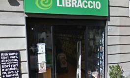 Tentato furto al Libraccio di Via Milano