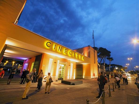 Roma, capitale del cinema: la storia e i quartieri da pellicola in un'infografica