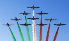 Frecce Tricolori: precipita aereo, muore il pilota