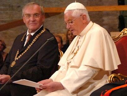 Undici anni fa a Ratisbona la dura condanna dell'Islam da parte di Papa Ratzinger