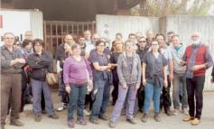 I dipendenti della 3M di Predosa in agitazione permanente per evitare la chiusura