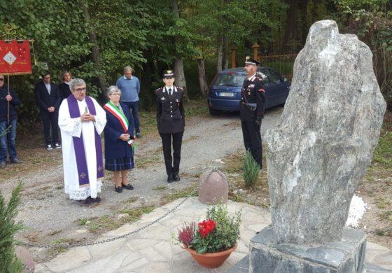 I Carabinieri di Gavi e il Comune ricordano il sacrificio dell'Appuntato Vaccarella