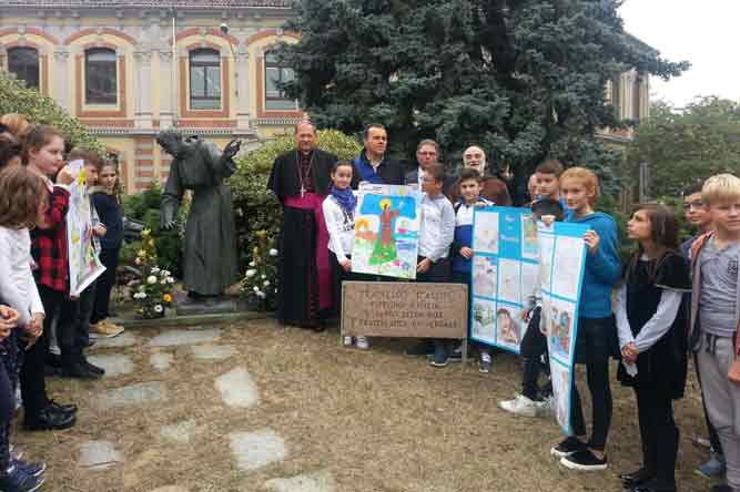 Grande attenzione al messaggio di San Francesco in una giornata ricca di partecipazione e di approfondimenti