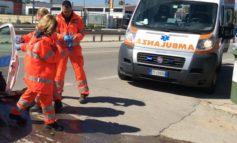 Camionista albanese esce di strada col camion e muore schiacciato dal carico di legname