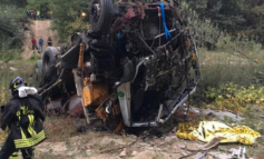 Camionista di Ponzone muore imprigionato nella cabina del suo camion precipitato nella scarpata