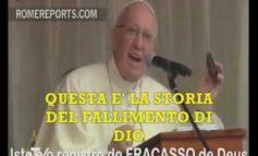 Mentre in Vaticano cantano inni a Lucifero, il Papa legalizza l'eutanasia