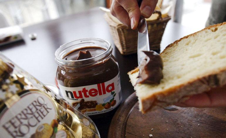 I tedeschi accusano: La Nutella non è più la stessa