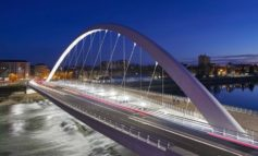 Per la seconda volta in sei mesi un suicida ha scelto il Ponte Meier come tragico teatro del suo insano gesto