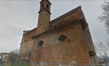 Sarà restaurata la Chiesa della SS. Trinità di Fubine