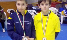 Giovani arcieri alessandrini sul podio al Trofeo Regionale Pinocchio