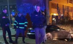 Ladri marocchini in fuga su una Mercedes rubata finiscono contro l'Arco di Trionfo: arrestati e condannati per direttissima