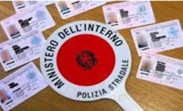 "Operazione ""patentopoli"": 2 arresti, 3 denunce e 8 documenti falsi sequestrati"