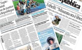Gedi smentisce le voci sulla trattativa con Iliad per la fusione de La Repubblica e Le Monde