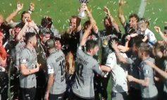 Una tripletta di Marconi regala la Coppa Italia di Serie C all'Alessandria