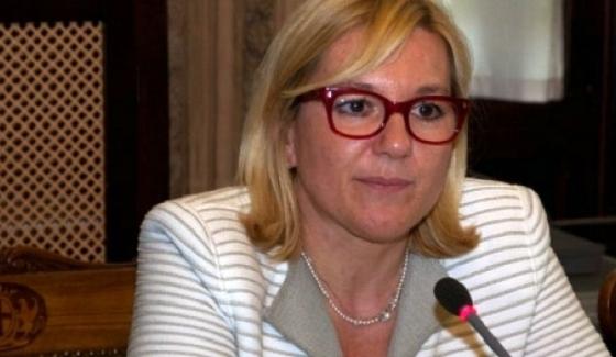 Possibile che Rita Rossa, presidente della provincia dal 2014 al 2017, non sapesse nulla di Arfea?