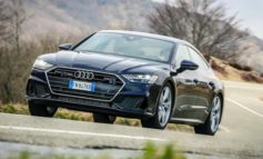 La nuova Audi A7 Sportback con linea da coupé e qualità da ammiraglia