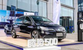 Daimler lancia in Cina berlina elettrica da 635 km per pieno