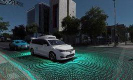 Per l'auto a guida autonoma svolta in California