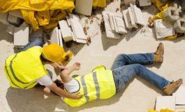 Incidenti sul lavoro: nel 2017 aumentano le morti bianche