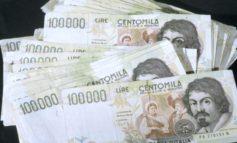 Roma, trova 3 miliardi di lire in banca ma non può cambiarli in euro