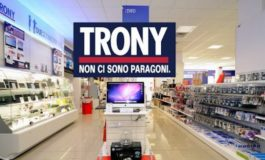 Perché la chiusura dei 43 negozi Trony non è solo colpa di Amazon