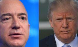 Usa contro Amazon: tra Trump e Jeff Bezos è ormai guerra aperta