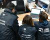 Scoperti lavoratori in nero in un'azienda di servizi del casalese