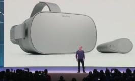 Facebook, la realtà virtuale per tutti: che cos'è Oculus Go