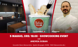 Gelato molecolare? Tecnica, curiosità e degustazioni con il noto gelatiere Andrea Soban