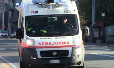 Vespista contro Volkswagen, grave all'ospedale