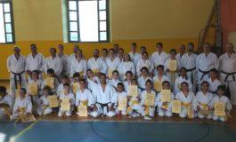 Stage di Karate con 130 partecipanti