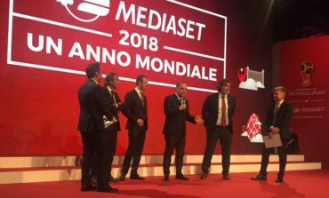 Per Mediaset sono già a break even i Mondiali, al via la spedizione in Russia con 1000 ore di produzione