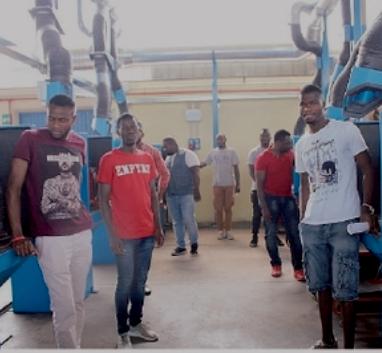 Nove migranti africani saranno presto inseriti nel mondo del lavoro