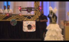 Modelle sostituite da droni in passerella