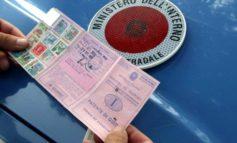 No alla revisione della patente per chi non guida da molto