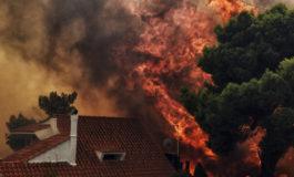 La Grecia brucia: i morti sono oltre 70