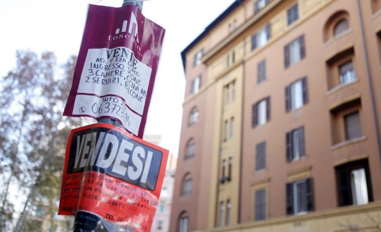 Ancora in calo i prezzi delle abitazioni