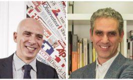 Rai, decisi i nuovi vertici: Fabrizio Salini ad, Marcello Foa presidente